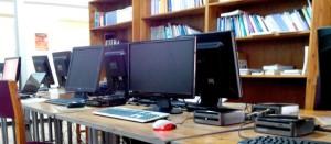Salle informatique au Burundi